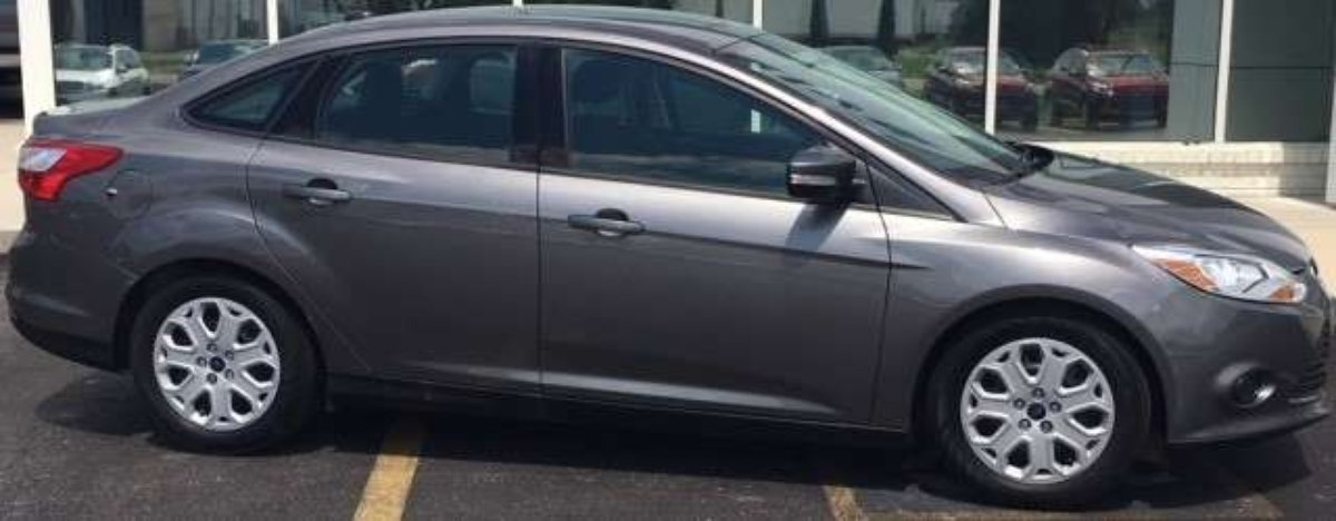 2014 Ford Focus for sale in Wallaceburg, Ontario