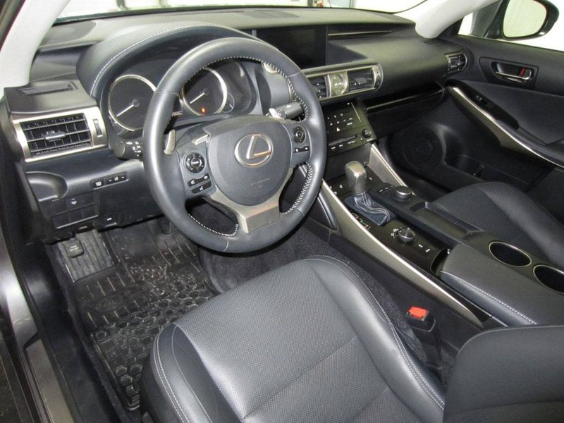 2014 Lexus IS 250 for sale in Winnipeg, Manitoba