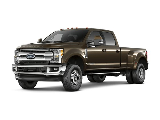 2017 Ford Super Duty F-350 DRW for sale in Dawson Creek, British Columbia