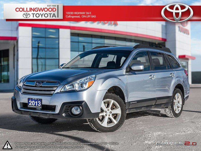 2013 Subaru Outback for sale in Collingwood, Ontario