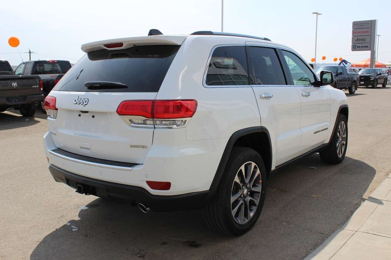 2018 Jeep Grand Cherokee for sale in Peace River, Alberta