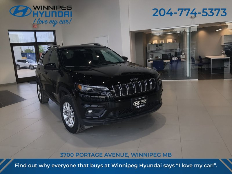 2019 Jeep Cherokee for sale in Winnipeg, Manitoba