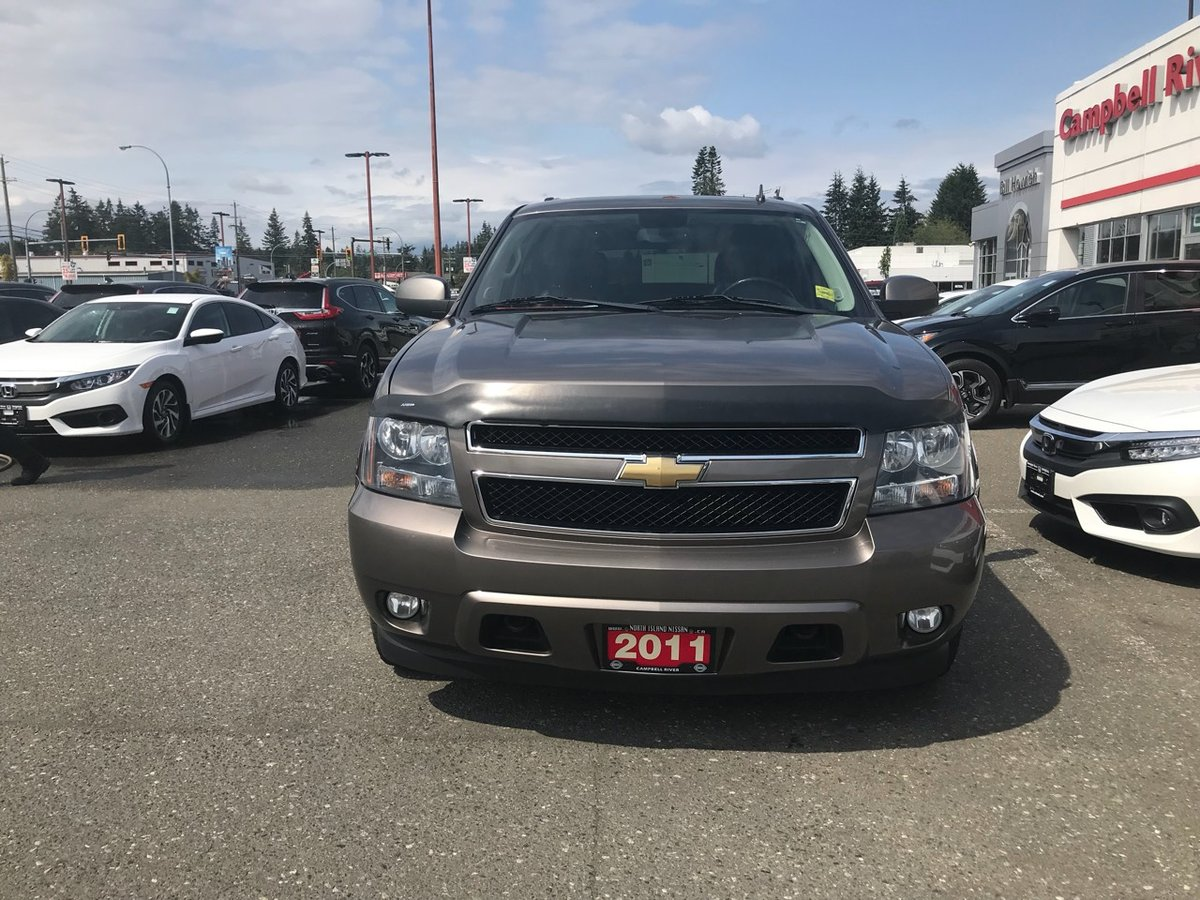 2011 Chevrolet Suburban For Sale In Campbell River