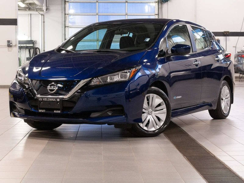 2019 Nissan LEAF for sale in Kelowna, British Columbia