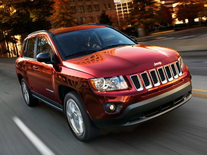 2013 Jeep Compass for sale in Red Deer, Alberta