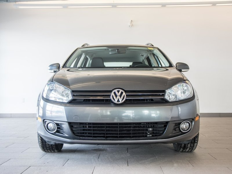 2012 Volkswagen Golf Wagon for sale in London, Ontario