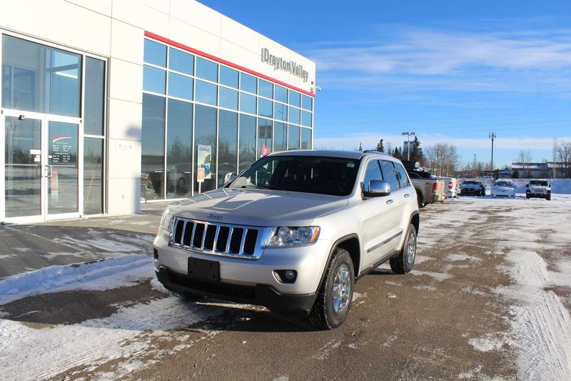 2012 Jeep Grand Cherokee for sale in Drayton Valley, Alberta
