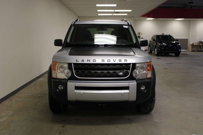 2007 Land Rover LR3 for sale in Edmonton, Alberta