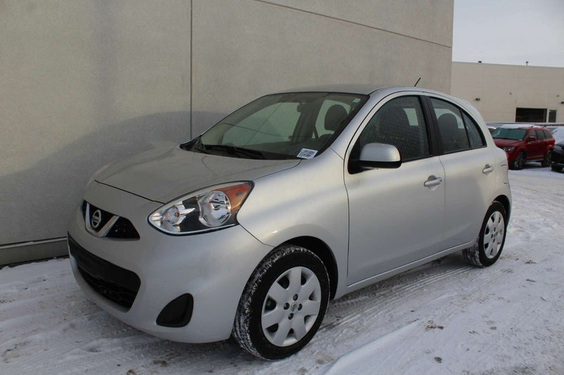 2015 Nissan Micra for sale in Edmonton, Alberta
