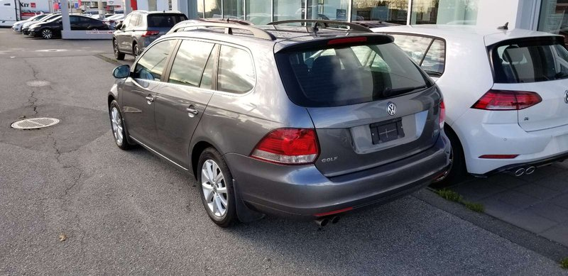 2013 Volkswagen Golf Wagon for sale in Langley, British Columbia
