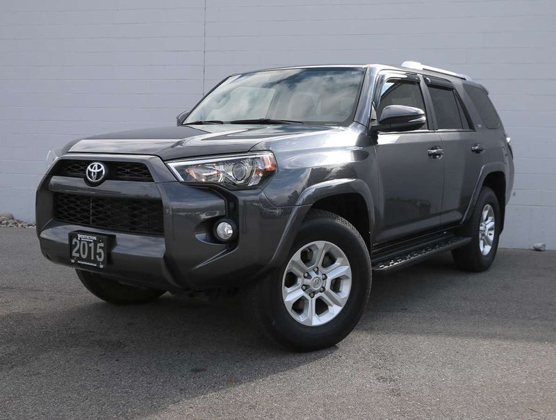 2015 Toyota 4Runner for sale in Penticton, British Columbia