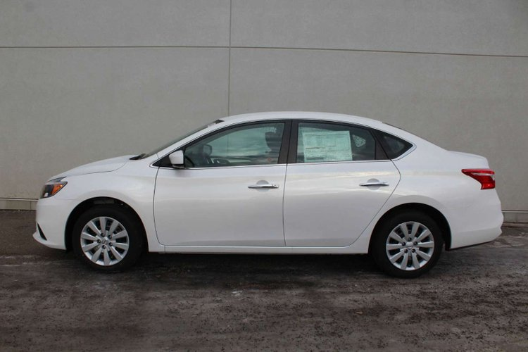 2019 Nissan Sentra S for sale in Edmonton, Alberta
