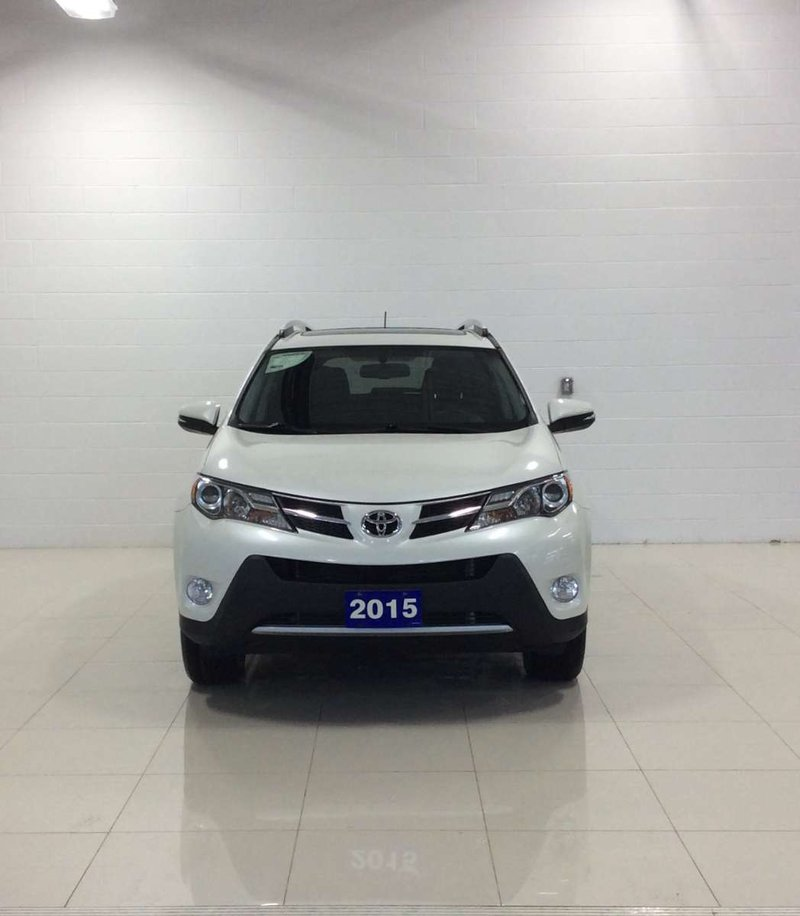 2015 Toyota RAV4 for sale in Sault Ste. Marie, Ontario