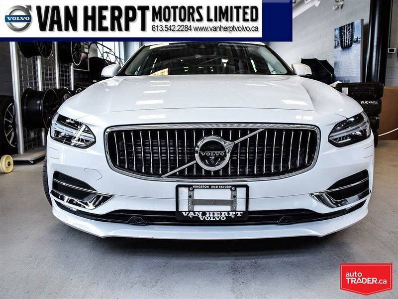 2017 Volvo S90 for sale in Kingston, Ontario
