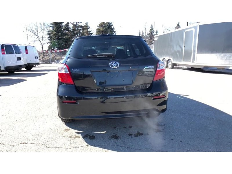 2014 Toyota Matrix for sale in Winnipeg, Manitoba