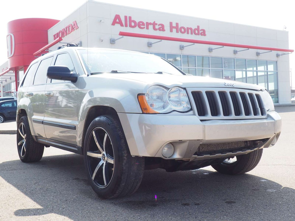 2008 Jeep Grand Cherokee for sale in Edmonton