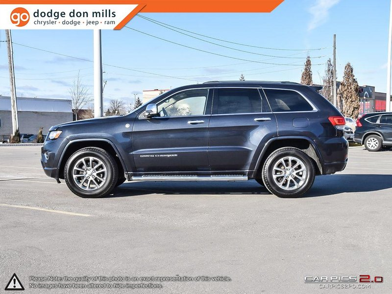 2014 Jeep Grand Cherokee for sale in Toronto, Ontario