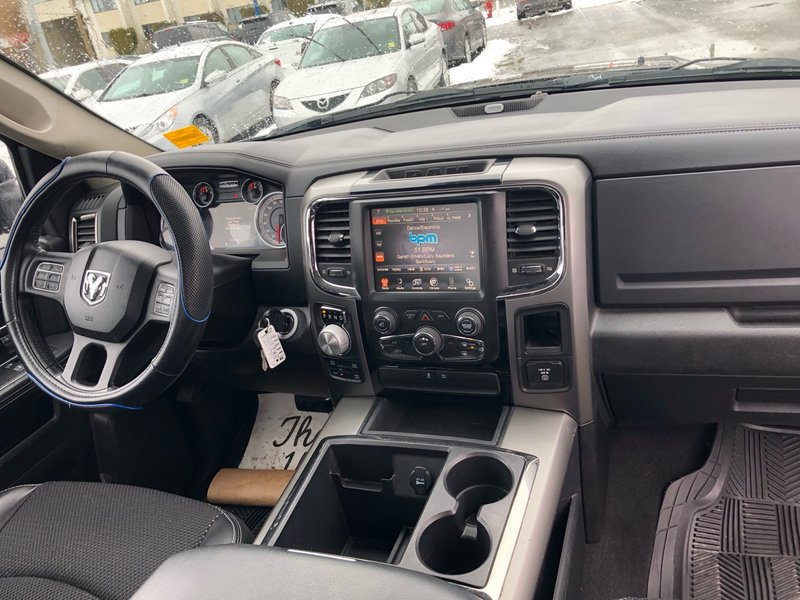 2014 Ram 1500 for sale in Campbell River, British Columbia