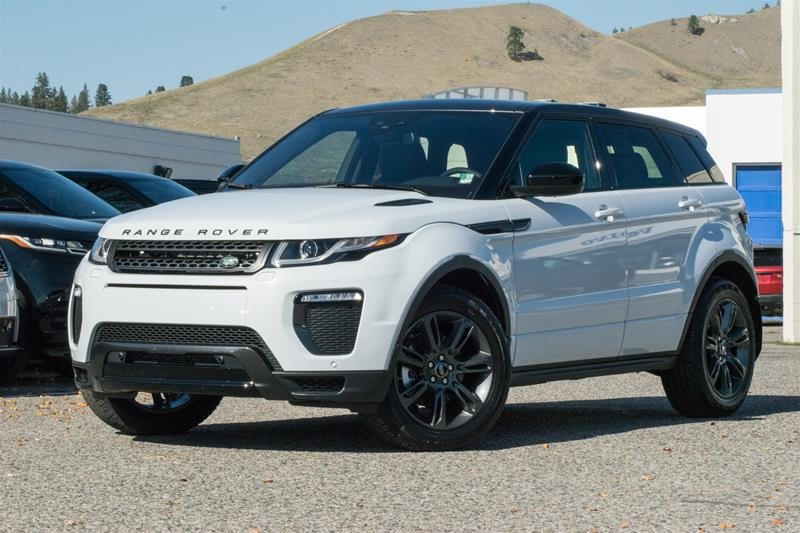 2019 Land Rover Range Rover Evoque for sale in Kelowna, British Columbia