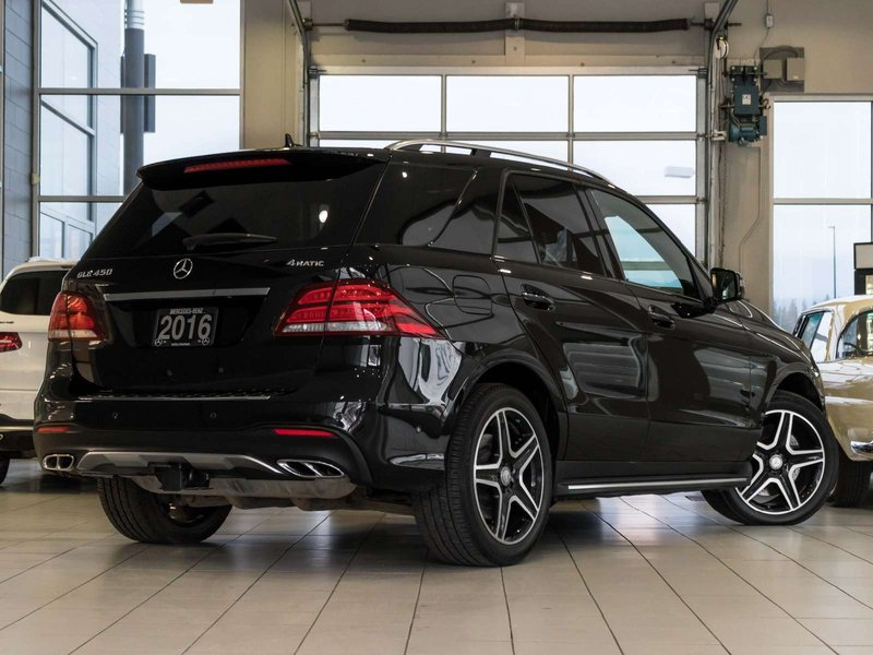2016 Mercedes-Benz GLE for sale in Kelowna, British Columbia