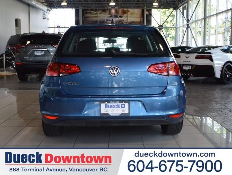 2015 Volkswagen e-Golf for sale in Vancouver, British Columbia