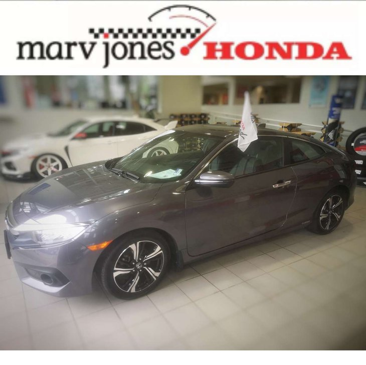 Used 2018 Honda Civic Coupe For Sale In Maple Ridge