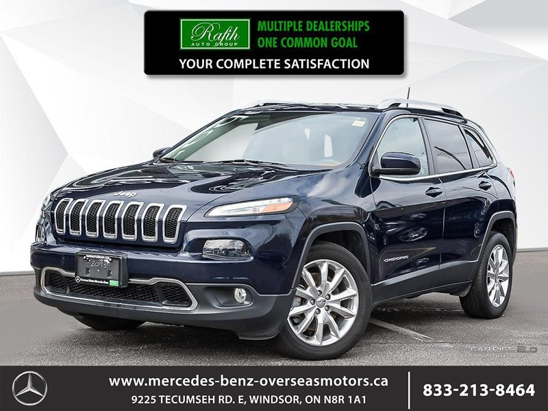 2016 Jeep Cherokee for sale in Windsor, Ontario