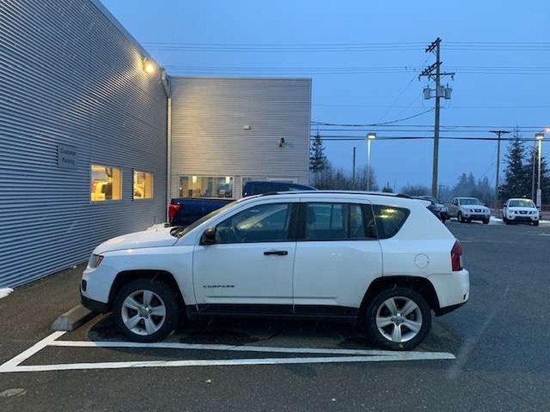 2014 Jeep Compass for sale in Campbell River, British Columbia
