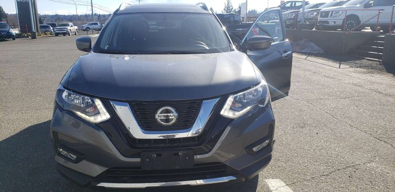 2018 Nissan Rogue for sale in Campbell River, British Columbia