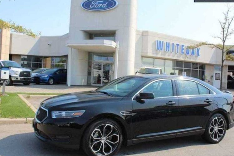 2017 Ford Taurus Sho For In Mississauga Ontario