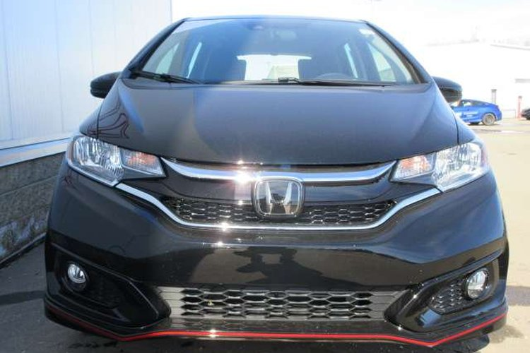 2019 Honda Fit Sport w/Honda Sensing for sale in St. Albert, Alberta