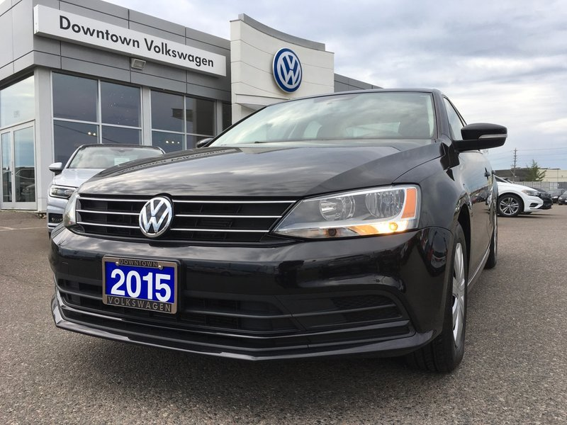 2015 Volkswagen Jetta Sedan for sale in Thunder Bay, Ontario