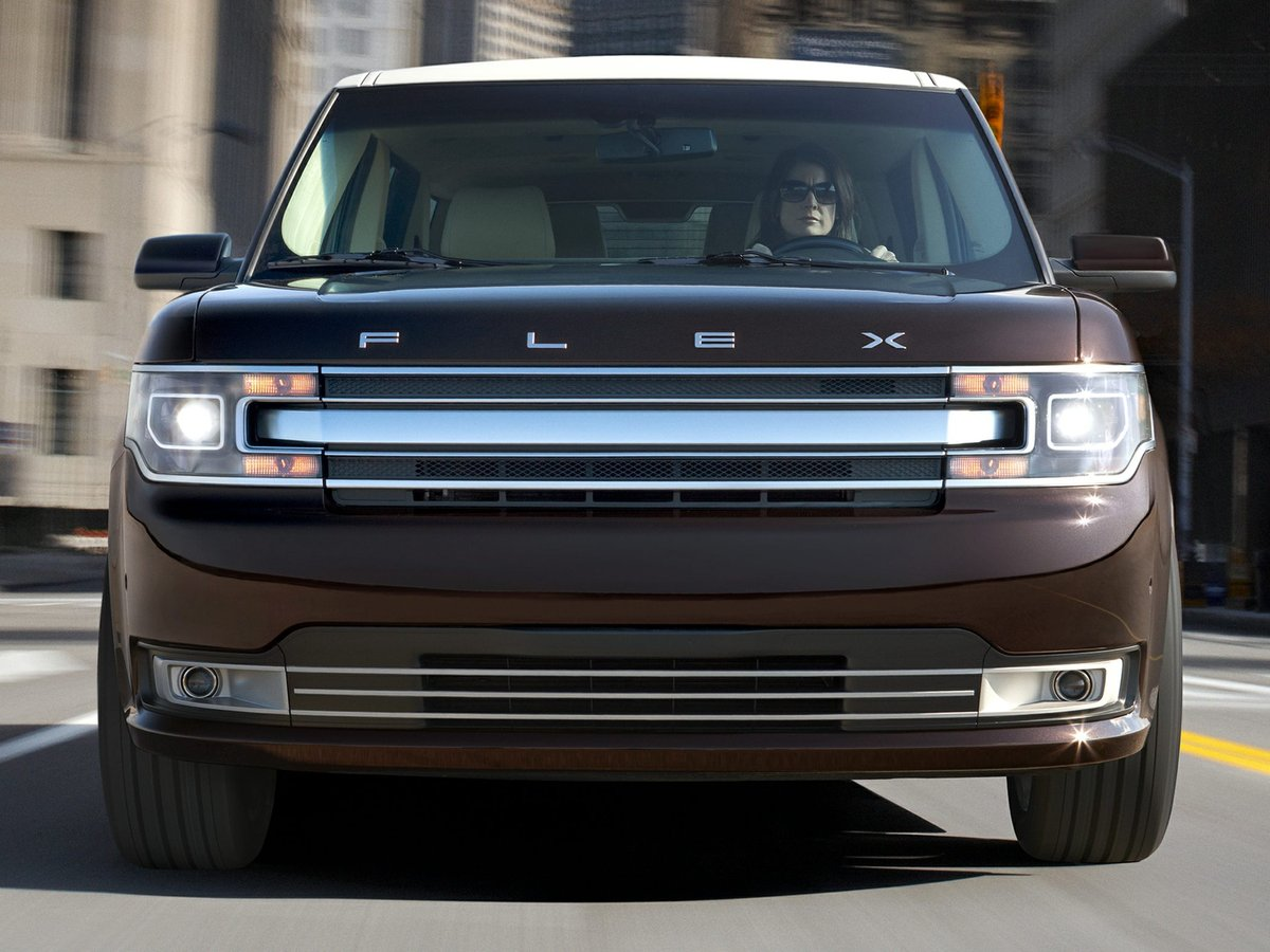 2018 Ford Flex for sale in Kamloops, British Columbia