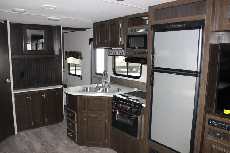 2019 Heartland Pioneer BH280 Only $104 biweekly OAC. New Travel Trailer RV, sleeps 10 with bunks! for sale in Leduc, Alberta