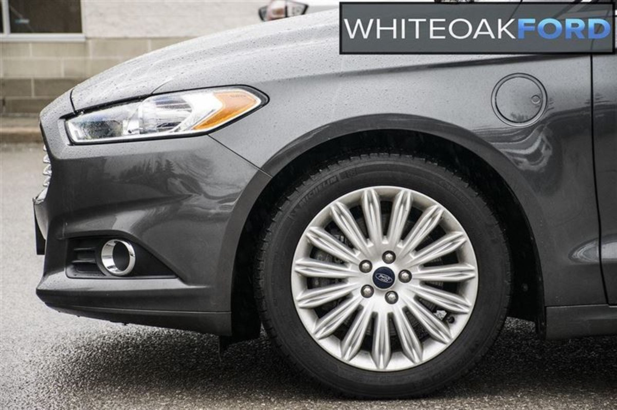 2015 Ford Fusion Energi for sale in Mississauga, Ontario