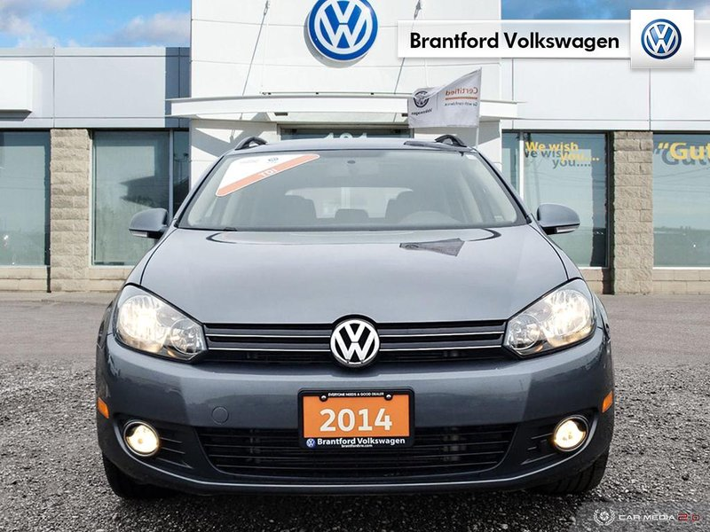 2014 Volkswagen Golf Wagon for sale in Brantford, Ontario