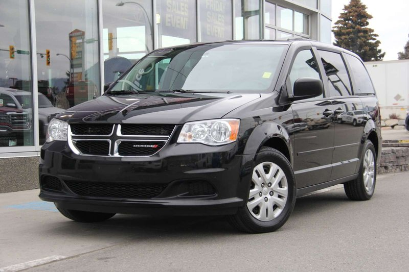 2016 Dodge Grand Caravan for sale in Kamloops, British Columbia