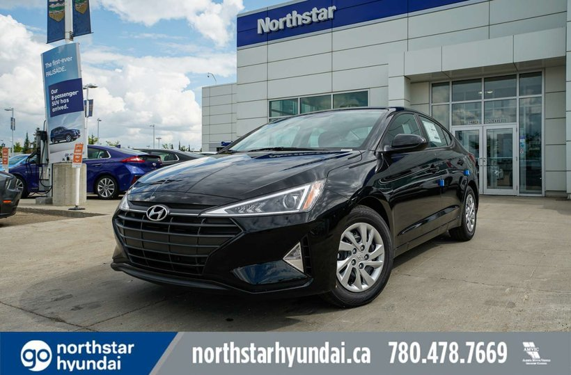 Black 2020 Hyundai Elantra Essential for sale in Edmonton, Alberta