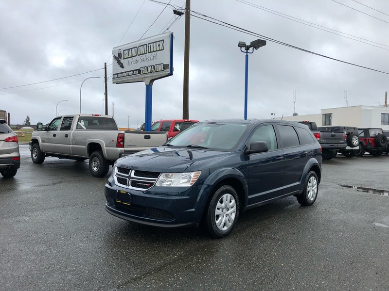 2015 Dodge Journey for sale in Campbell River, British Columbia