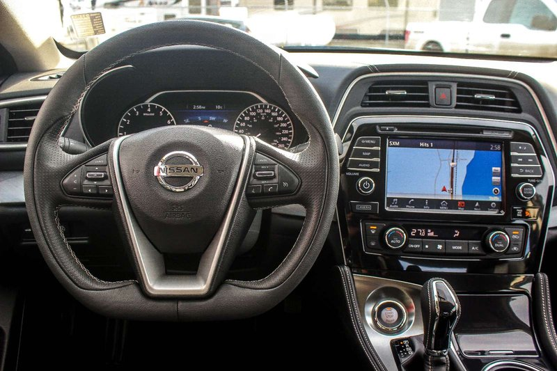 2018 Nissan Maxima for sale in Vernon, British Columbia