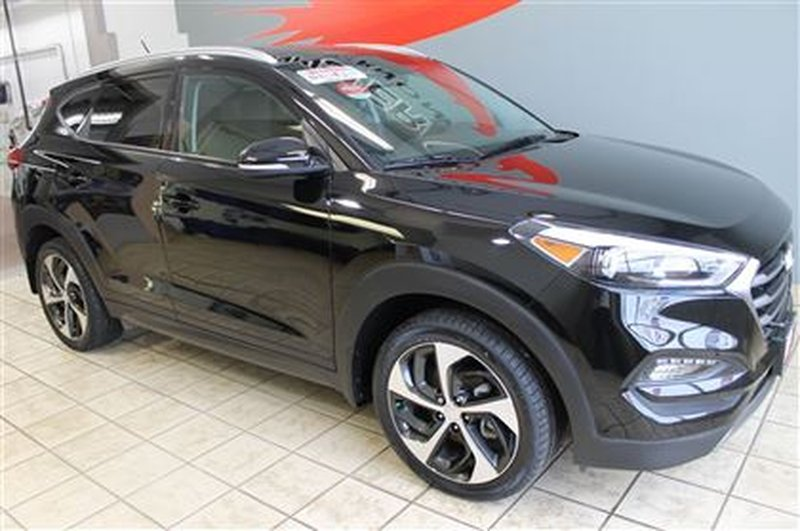 2016 Hyundai Tucson for sale in Vernon, British Columbia