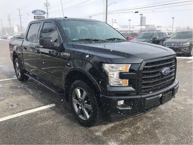 2017 Ford F-150 for sale in Chatham, Ontario