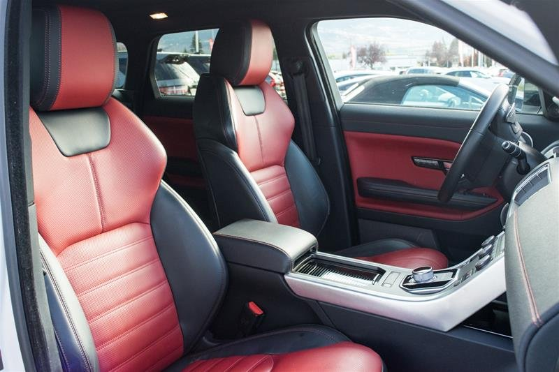 2016 Land Rover Range Rover Evoque for sale in Kelowna, British Columbia