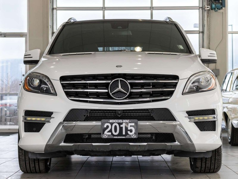 2015 Mercedes-Benz ML for sale in Kelowna, British Columbia