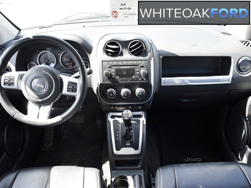 2017 Jeep Compass for sale in Mississauga, Ontario