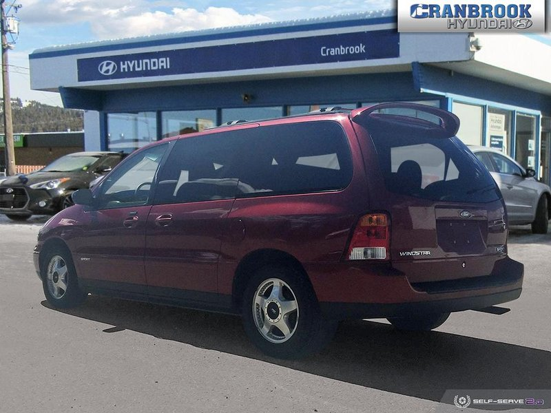2003 Ford Windstar for sale in Cranbrook, British Columbia