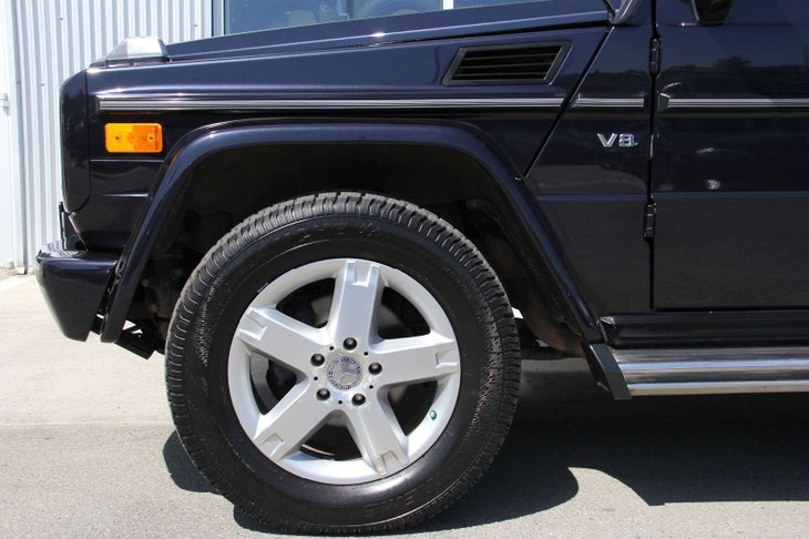 2008 Mercedes-Benz G-Class for sale in Kamloops