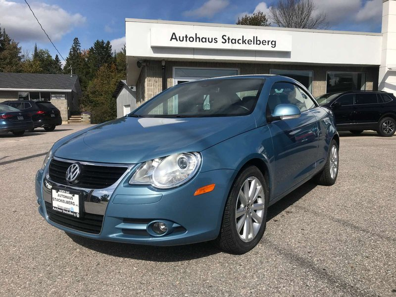 2007 Volkswagen Eos for sale in North Bay, Ontario