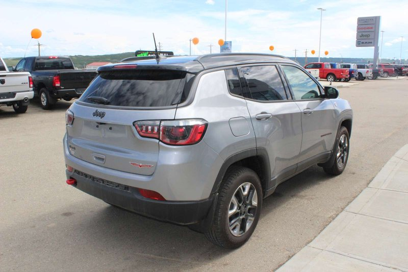 2018 Jeep Compass for sale in Peace River, Alberta