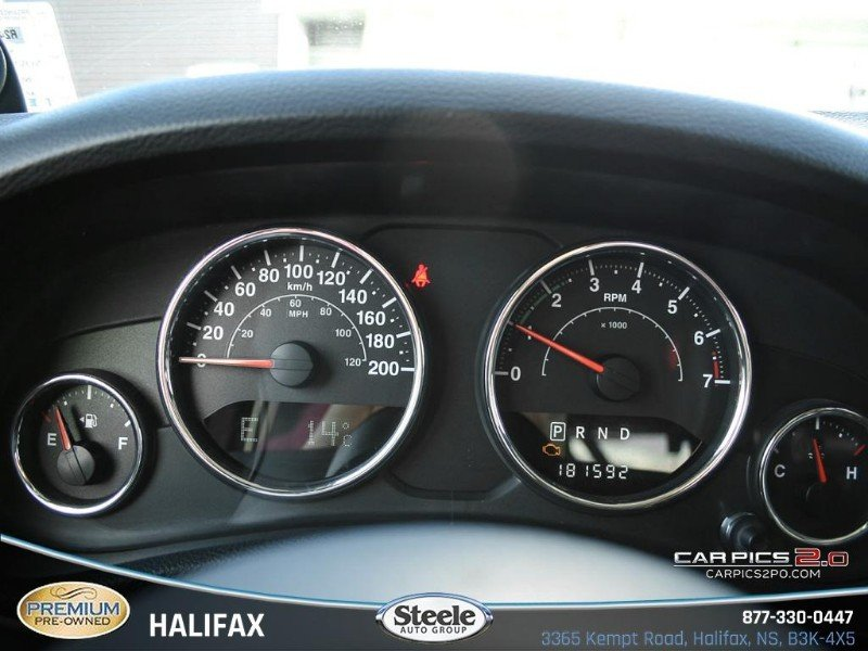 2012 Jeep Wrangler Unlimited for sale in Halifax, Nova Scotia